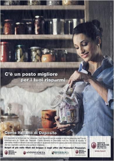 Conto Deposito MontePaschi Siena