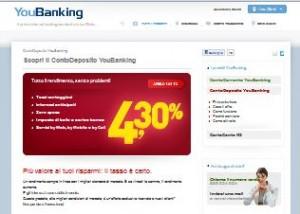 Conto Deposito YouBanking